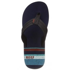 Tong Homme REEF Waters Navy Stripe