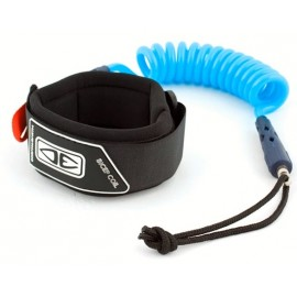 Leash Bodyboard Bicep Ocean & Earth Blue