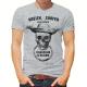 Tee Shirt STERED Breizh Surfer Chiné
