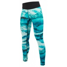 Rash Pant Mystic Dazzled Women Mint