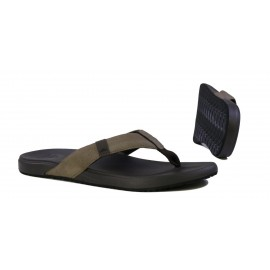 Men's REEF Tong Cushion Bounce Phantom Brown Tan