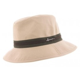HERMAN Carter Beige Mixed Hat