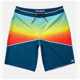 "Men's BILLABONG North Point Pro 20 ""Orange Boardshorts"
