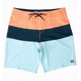 "Boardshort Homme BILLABONG Tribong Pro Solid 19"" Orange"