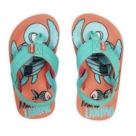 Tong Cool Shoe Child Mini Zanimo Turtle