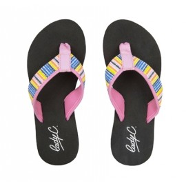 Tong Junior Cool Shoe Pebbles Wild orchid