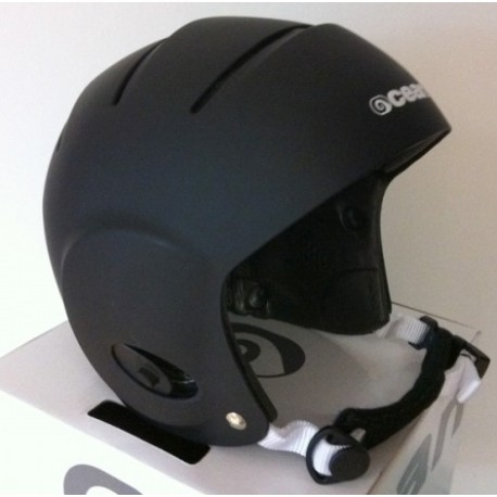Casque Ocean Helmets Black