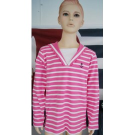 Papell Junior Merville Pink Top