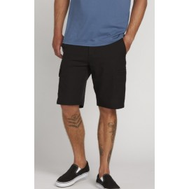 Walkshort Hybride VOLCOM SNT Dry Cargo 21 Black out