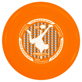 Frisbee Freestyle Disc Orange 160gr