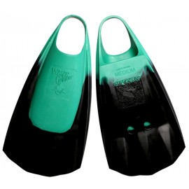 Wave Gripper Bodyboard fins Black Green