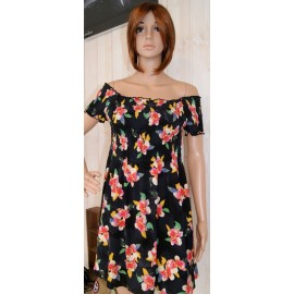 BANANA MOON dress Maria Botalica Black
