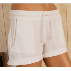 BANANA MOON Edimilson Women's Shorts White