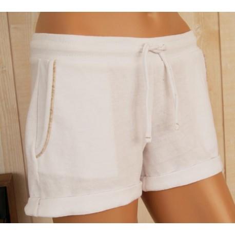 BANANA MOON Edimilson Women's Shorts White