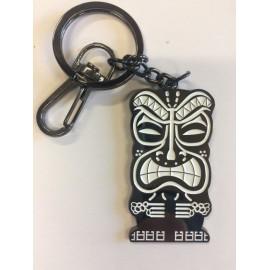 Tiki Keychain