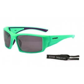 Ocean Aruba Floating Sunglasses Green Smoke