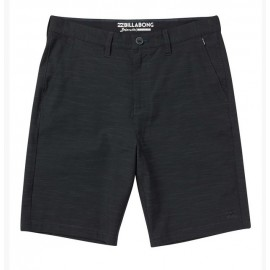 Walkshort Hybrid BILLABONG Crossfire X Slub Black