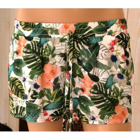 BANANA MOON Imina Ecru Litchfield Women's Shorts