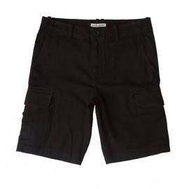 Men's Bermuda Shorts BILLABONG All Day Cargo Black