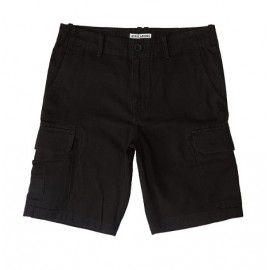 Men's Bermuda Shorts BILLABONG All Day Cargo Black