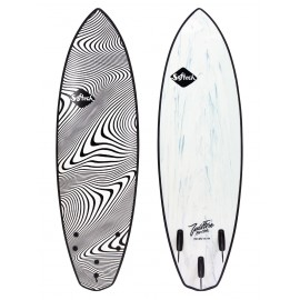 Surf Softech Toledo Wildfire FCSII 5'11 Granite