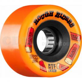 Bones Wheels Roughriders Orange Shotgun 56mm ATF