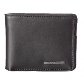 DAKINE Agent Black Leather Wallet II
