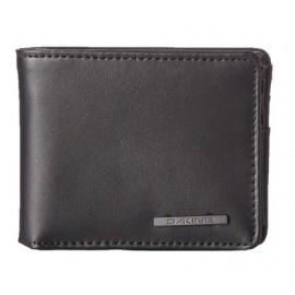 DAKINE Agent Black Leather Wallet II