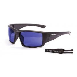 Lunette de Soleil Flottante Ocean Aruba Mat Black Blue