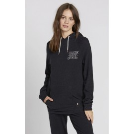 VOLCOM Lil Black Women's Sweatshirt