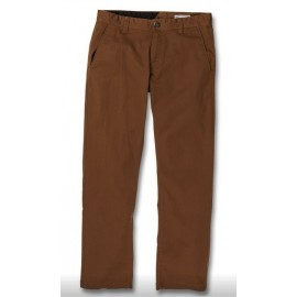 Pantalon Volcom Frickin Modern Stretch Bison