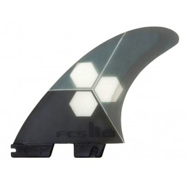 Ailerons FCSII AM PC Aircore Medium Grey Tri Fins Grey