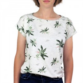Tee Shirt Femme STERED All Over Chiné