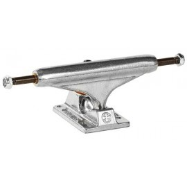 Paire de Trucks Independent 139mm Raw Low Silver