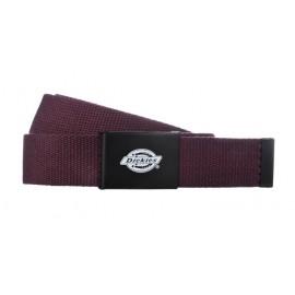 Dickies Orcutt Maroon Belt
