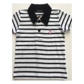 Baby Polo Papylou St Quay TS Striped