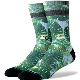 Chaussettes STANCE Foundation Tarcoles Green