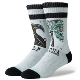 Chaussettes STANCE Aloha Surf Oblow Grey