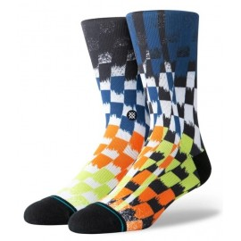 Chaussettes STANCE Foundation Space Dust Multi