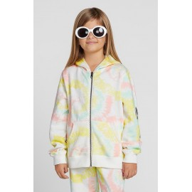 Sweat Junior Fille VOLCOM Zippety Multi