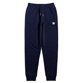 DC Rebel Navy Junior Track Pants