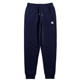 Pantalon de Survêtement Junior DC Rebel Navy