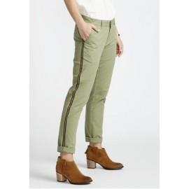 Pantalon Femme BILLABONG Mon chino Boyscout