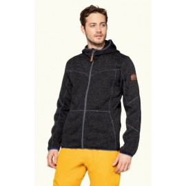 Veste Polaire Homme PROTEST Liverton True Black