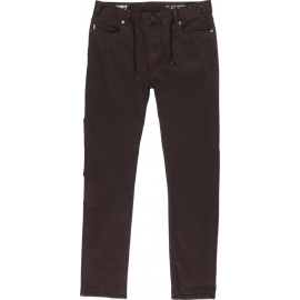Men jeans trousers ELEMENT Chocolate Torte