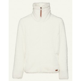 Junior PROTEST Riri 19 JR Seashell White Fleece
