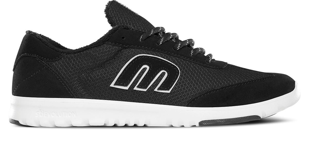 Etnies Lo-Cut Shoes SC Women Black White - Breizh Rider 221440f40