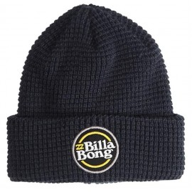 Junior BILLABONG Walled Navy Beanie