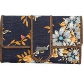 Floral Wallet ELEMENT Leno