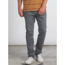 Pantalon Jean Volcom Homme Solver Grey Vintage